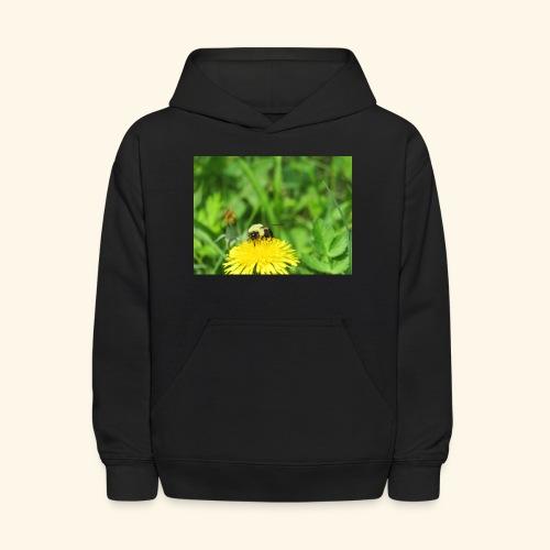 Dandelion Bee - Kids' Hoodie