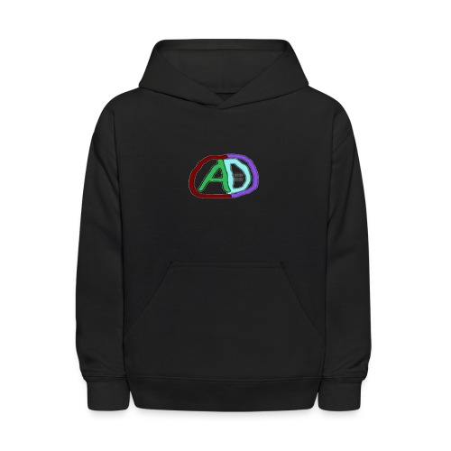 hoodies with anmol and daniel logo - Kids' Hoodie