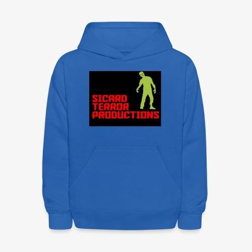 Sicard Terror Productions Merchandise - Kids' Hoodie