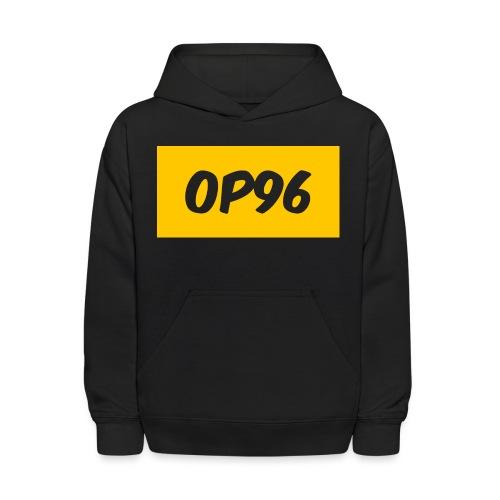 OP96FirstLogo - Kids' Hoodie