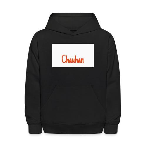 Chauhan - Kids' Hoodie