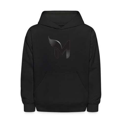 Limited Blackout Angle Merch - Kids' Hoodie