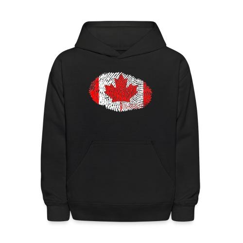 Canadian Identity - Kids' Hoodie