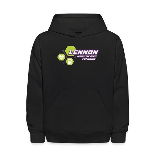 Lennon Health n Fitness Signature range - Kids' Hoodie