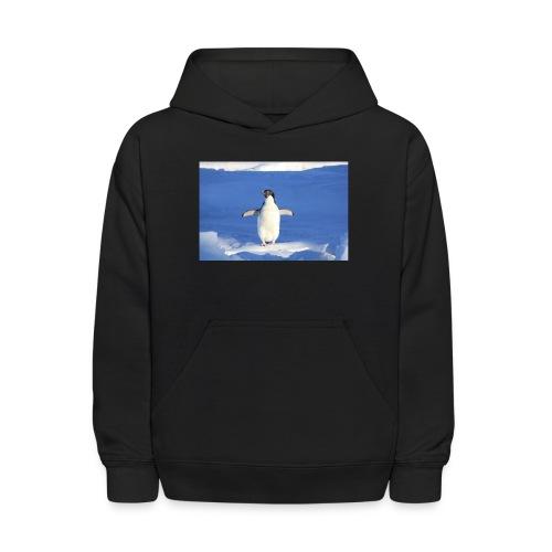 Mr. Penguin - Kids' Hoodie