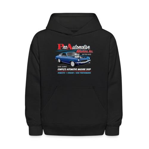 ProAutoTeeDesign062317fin - Kids' Hoodie