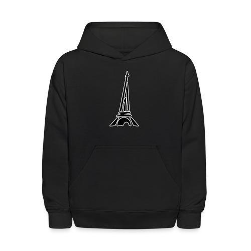 Paris - Kids' Hoodie