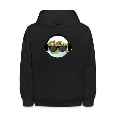 DJ salad merchandise - Kids' Hoodie