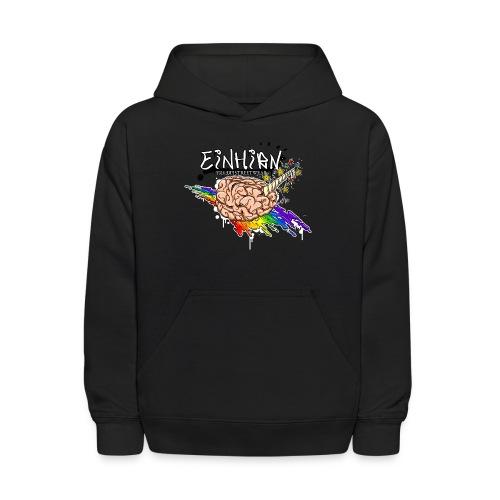 Einhirn - Kids' Hoodie