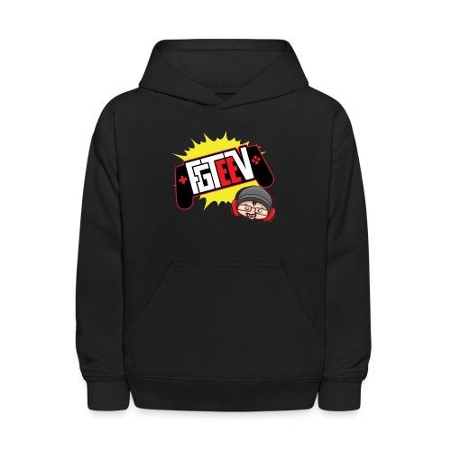 FGTEEV 2019 Logo (ADULT) - Kids' Hoodie