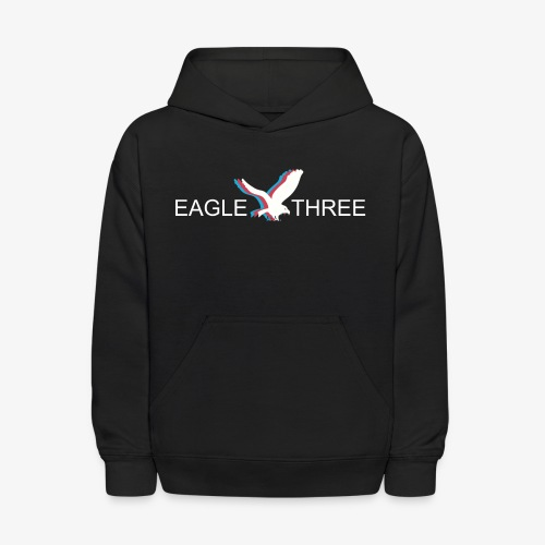 EAGLE THREE APPAREL - Kids' Hoodie