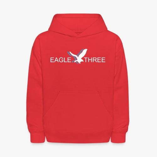 EAGLE THREE APPAREL - Kids' Hoodie