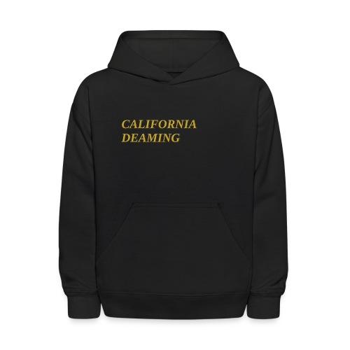 CALIFORNIA DREAMING - Kids' Hoodie