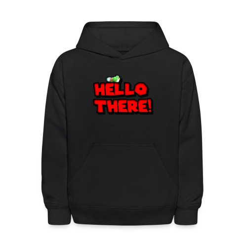 Hello there! - Kids' Hoodie