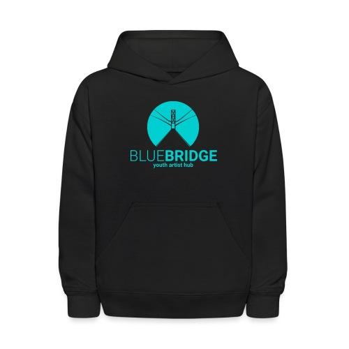 Blue Bridge - Kids' Hoodie