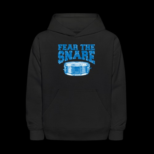 FEAR THE SNARE - Kids' Hoodie