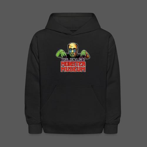Monster Museum Logo - Kids' Hoodie