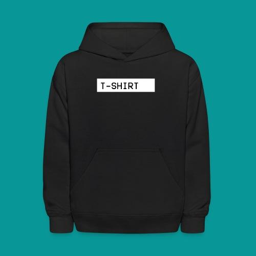 (Sweatshirts/Hoodies) T-Shirt Design - Kids' Hoodie