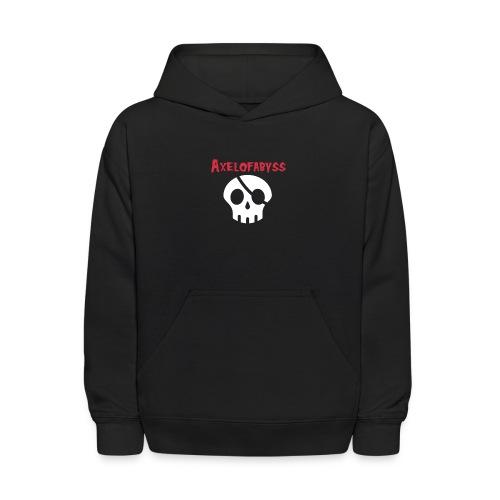 Skull pirate - Kids' Hoodie