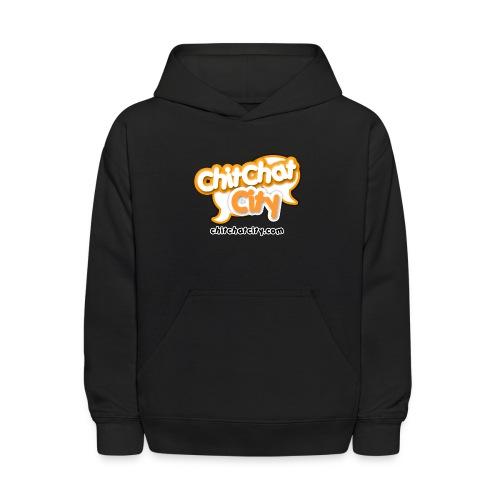 large logo ccc - Kids' Hoodie