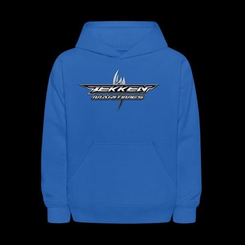 Tekken Maritimes Logo transparent - Kids' Hoodie