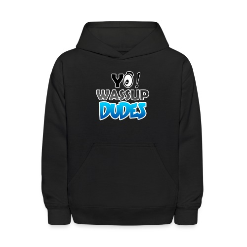 Official CaseyDude Merch! - Kids' Hoodie