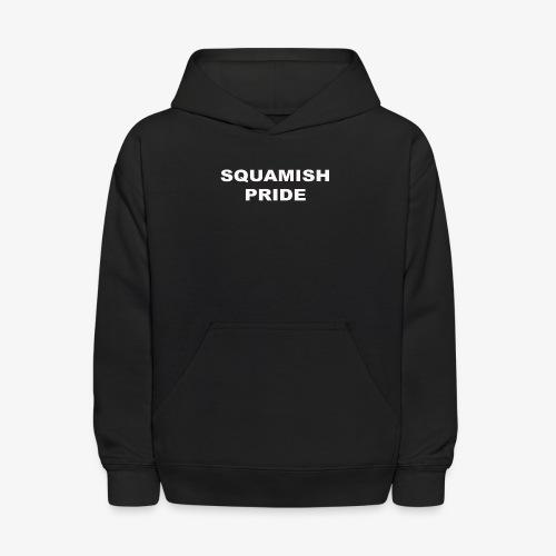 SQUAMISH PRIDE - Kids' Hoodie