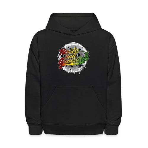 Rasta nuh Gangsta - Kids' Hoodie