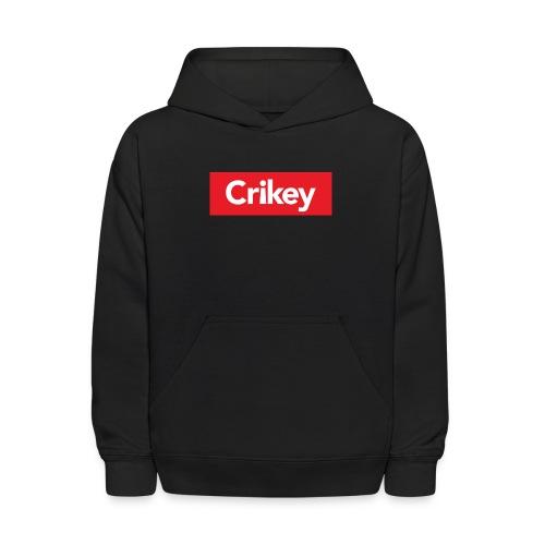 Crikey - Kids' Hoodie