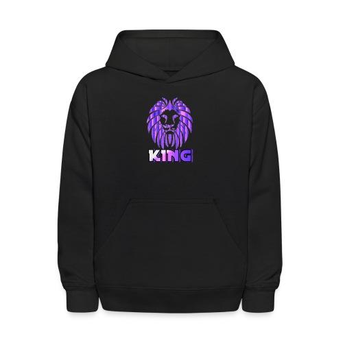 KING - Kids' Hoodie