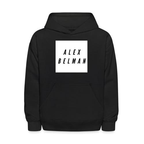 Alex Belman Logo - Kids' Hoodie
