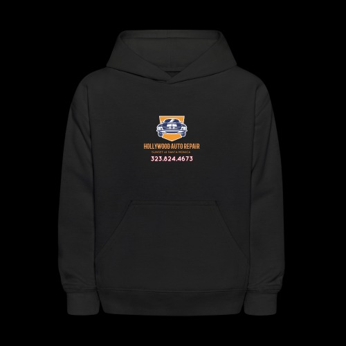 CLASSIC CARS! CLASSIC HOLLYWOOD! - Kids' Hoodie