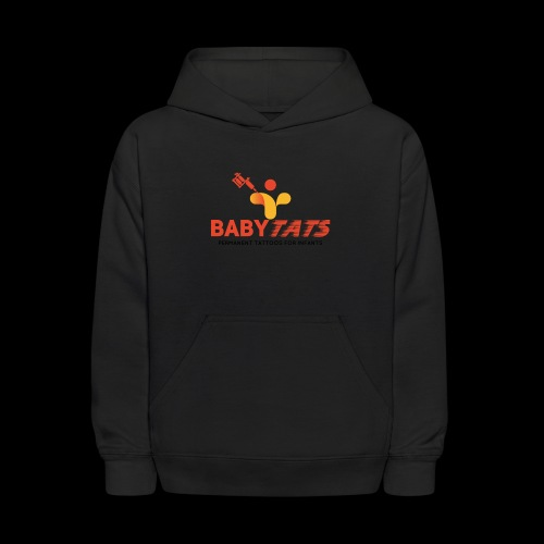 BABY TATS - TATTOOS FOR INFANTS! - Kids' Hoodie