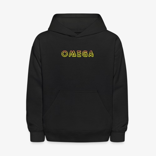 Omega - Kids' Hoodie