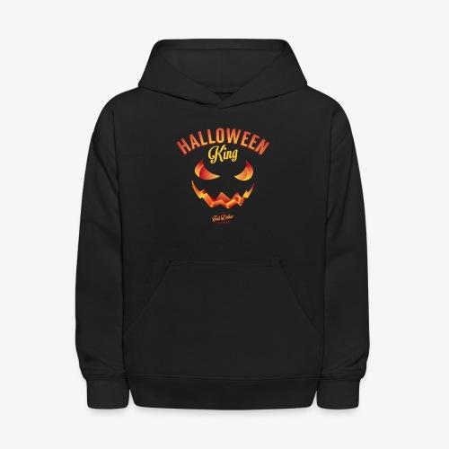 Halloween King - Kids' Hoodie