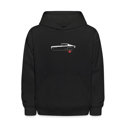 charger emblemm - Kids' Hoodie