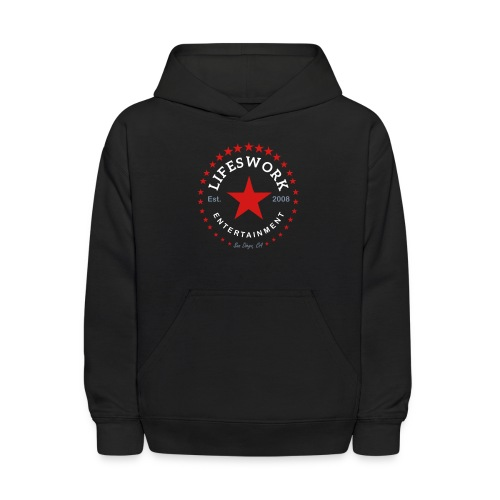 Lifeswork Entertainment - Kids' Hoodie
