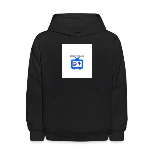OdogVlogsTv Offical Logo - Kids' Hoodie