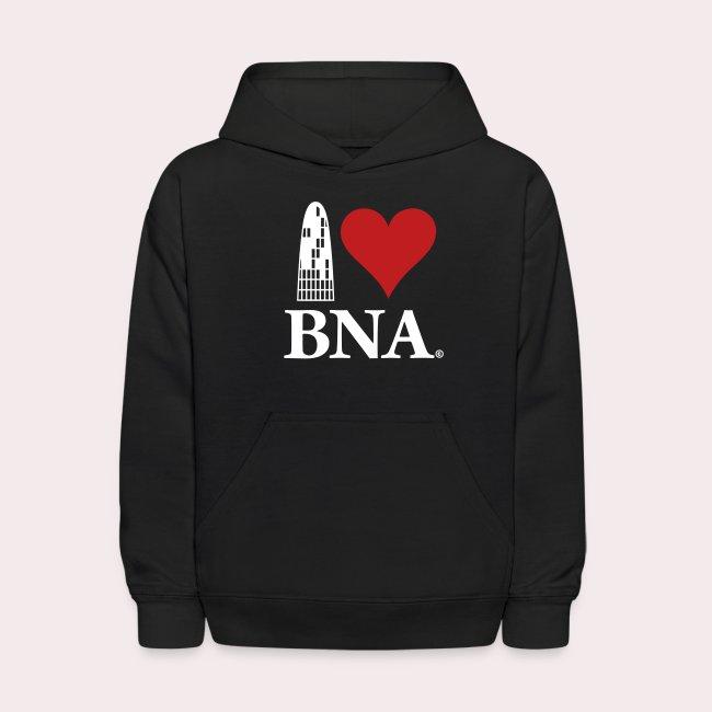 I Love Heart Barcelona Sweatshirt