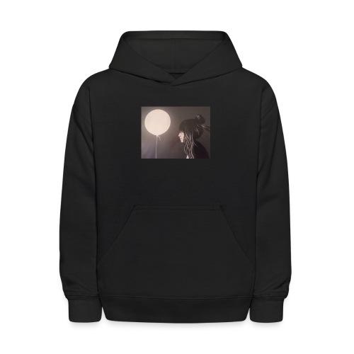 Moon Bright - Kids' Hoodie
