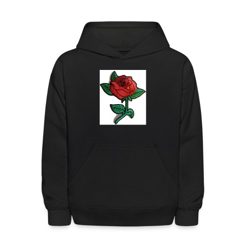 t-shirt roses clothing🌷 - Kids' Hoodie