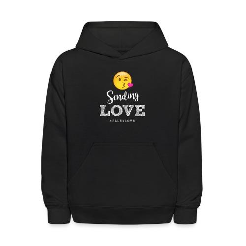 Sending Love - Kids' Hoodie