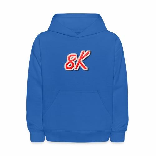 8K - Kids' Hoodie