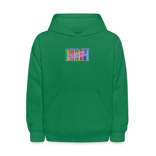 Occupational Therapy Putting the fun in functional - Kids' Hoodie