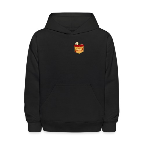 Just feed me pizza - Kids' Hoodie