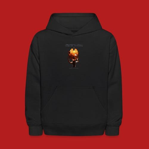 Days of Black Clan Of Xymox Album Shirt - Kids' Hoodie