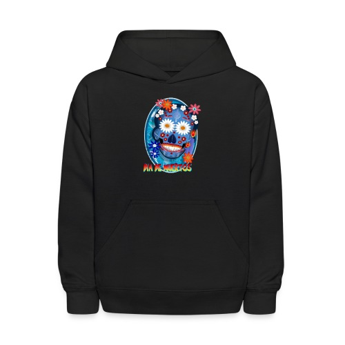Day Of The Dead. October 31 and leave on November - Kids' Hoodie