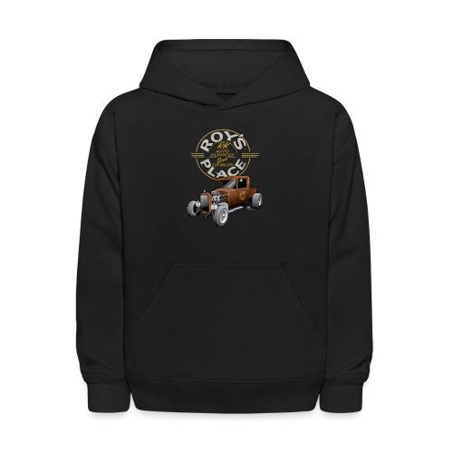 RoysRodDesign052319_4000 - Kids' Hoodie