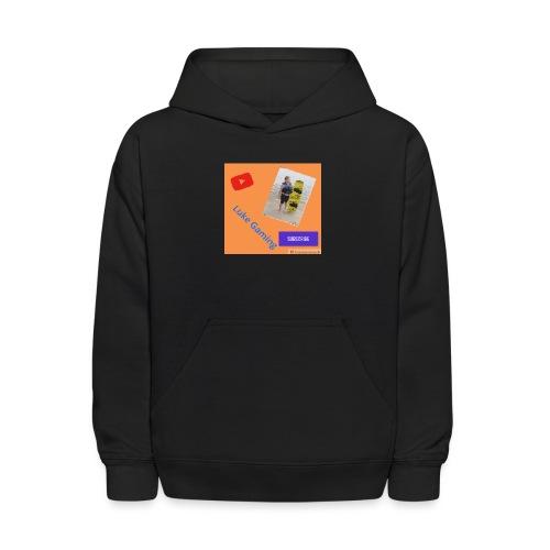 Luke Gaming T-Shirt - Kids' Hoodie