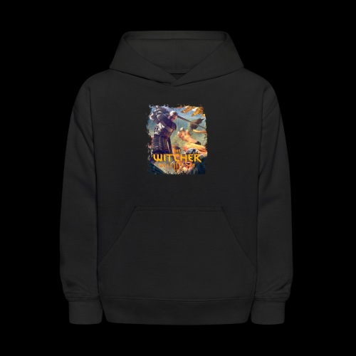 The Witcher 3 - Griffin - Kids' Hoodie
